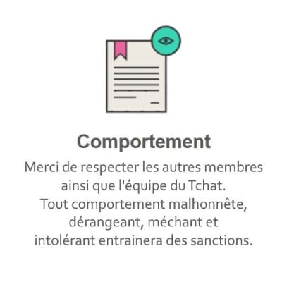 Règles du Tchat Gratuit de Rencontre-Riche.eu
